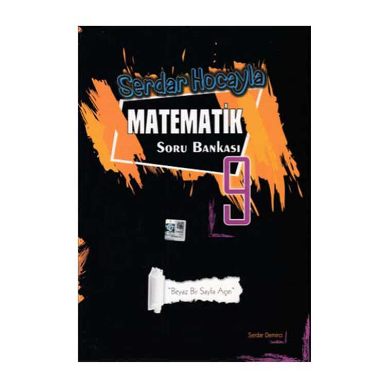 Serdar Hocayla 9. Sınıf Matematik Soru Bankası