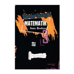 Yazarın Kendi Yayını - Serdar Hocayla 9. Sınıf Matematik Soru Bankası