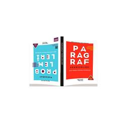 Seri Yayınları - Seri Yayınları Paragraf Problemleri Matematik 25X15 Türkçe Paragraf Denemeleri 25X23 Tek Kitap