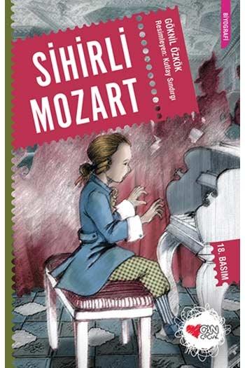 Sihirli Mozart Can Çocuk Yayınları