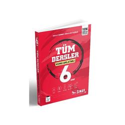 Sınav Dergisi Yayınları - Sınav Yayınları 6. Sınıf Tüm Dersler Konu Anlatımlı