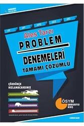 Sıradışıanaliz Yayınları - Sıradışıanaliz Yayınları ALES Tarzı Problem Denemeleri