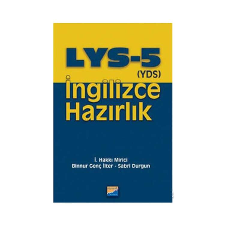 Siyasal Kitabevi LYS 5 - YDS İngilizce Hazırlık