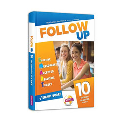 Smart English - Smart English Follow Up 10 English Practice Book