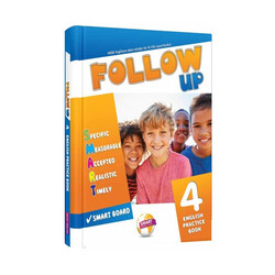 Smart English - ​Smart English Follow Up 4 English Practice Book