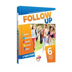 Smart English - ​Smart English Follow Up 6 English Practice Book