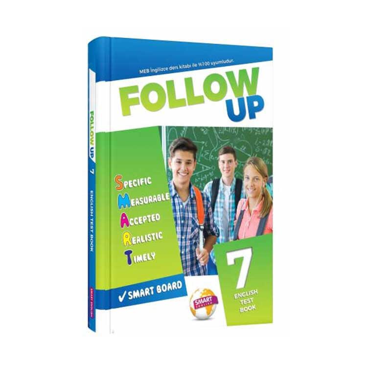 Smart English Follow Up 7 English Test Book