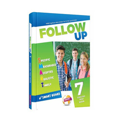 Smart English - ​Smart English Follow Up 7 English Test Book