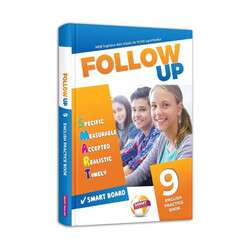 Smart English - ​Smart English Follow Up 9 English Practice Book