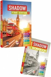 Smart English - ​Smart English Shadow Activity Book 7-2