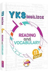 Smart English - Smart English YKS İngilizce 11. Sınıf Reading and Vocabulary