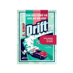 Son Viraj Yayınları - Son Viraj Yayınları 5. Sınıf Din Kültürü ve Ahlak Bilgisi Drift Serisi