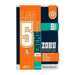Son Viraj Yayınları - Son Viraj Yayınları 8. Sınıf LGS 5 li Deneme