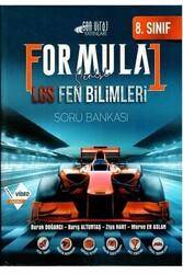 Son Viraj Yayınları - Son Viraj Yayınları 8. Sınıf LGS Fen Bilimleri Formula Soru Bankası