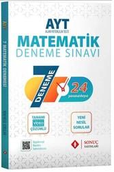 Sonuç Yayınları - Sonuç Yayınları AYT Matematik Tamamı Video Çözümlü 7 Deneme