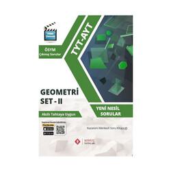 Sonuç Yayınları - Sonuç Yayınları TYT AYT Geometri Set 2 Kazanım Merkezli Soru Bankası