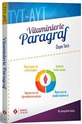 Sonuç Yayınları - Sonuç Yayınları TYT AYT Vitaminlerle Paragraf