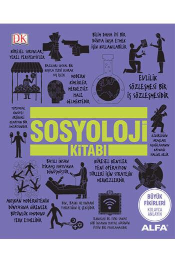 Sosyoloji Kitabı (Ciltli) Alfa Yayınları