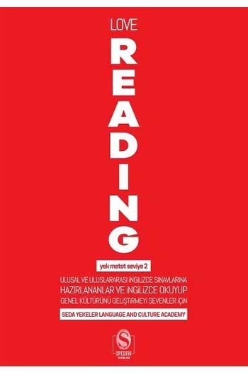 Spesifik Yayınları Love Reading