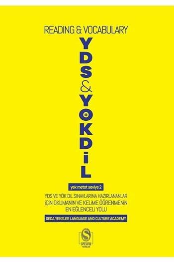 Spesifik Yayınları YDS YÖKDİL Reading Vocabulary