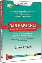 Yargı Yayınları - SPK Dar Kapsamlı Sermaye Piyasası Mevzuatı ve Meslek Kuralları Çalışma Kitabı Yargı Yayınları
