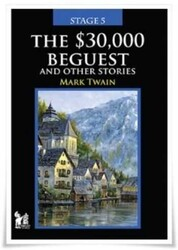 Altınpost Yayıncılık - Stage 5 The 30000 Beguest And Other Stories Altınpost Yayıncılık