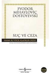 İş Bankası Kültür Yayınları - Suç ve Ceza Hasan Ali Yücel Klasikleri İş Bankası Kültür Yayınları