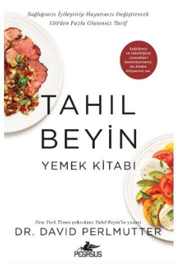 Tahıl Beyin Yemek Kitabı Pegasus Yayınları