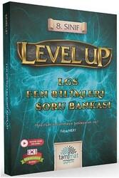 Tammat Yayıncılık - Tammat Yayıncılık 8. Sınıf LGS Fen Bilimleri Level Up Soru Bankası