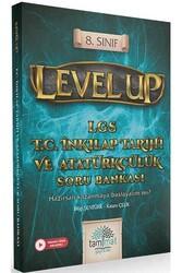 Tammat Yayıncılık - Tammat Yayıncılık 8. Sınıf LGS T.C. İnkılap Tarihi ve Atatürkçülük Level Up Soru Bankası