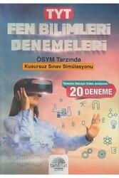 Tammat Yayıncılık - Tammat Yayıncılık TYT Fen Bilimleri 20 Deneme