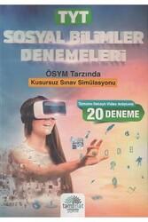 Tammat Yayıncılık - Tammat Yayıncılık TYT Sosyal Bilimler 20 Deneme