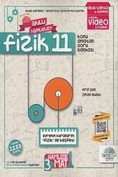 Tammat Yayıncılık - Tammat Yayınları 11. Sınıf Fizik Konu Anlatan Soru Bankası