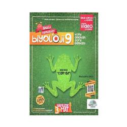 Tammat Yayıncılık - Tammat Yayınları 9. Sınıf Biyoloji Konu Anlatan Soru Bankası