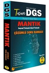 Tasarı Yayınları - Tasarı Yayınları 2020 DGS Mantık Sayısal Sözel Yetenek Çözümlü Soru Bankası