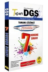Tasarı Yayınları - Tasarı Yayınları DGS Tamamı Çözümlü 7 Deneme Sınavı