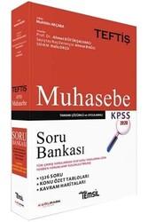 Temsil Yayınları - Temsil Yayınları 2020 KPSS A Grubu Teftiş Muhasebe Soru Bankası