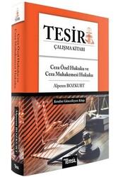 Temsil Yayınları - Temsil Yayınları 2020 TESİR Ceza Özel Hukuku ve Ceza Muhakemesi Hukuku Çalışma Kitabı
