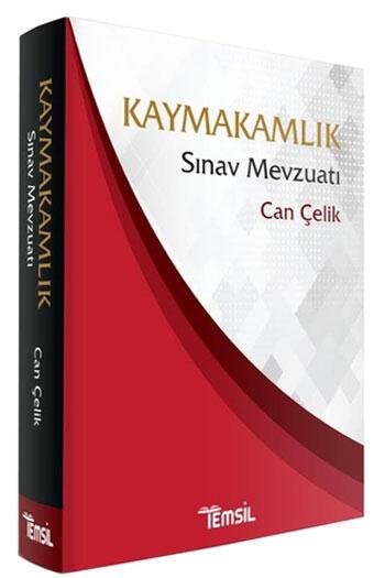 Temsil Yayınları 2021 Ritüel Kaymakamlık Sınav Mevzuatı