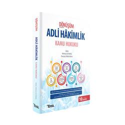 Temsil Yayınları - Temsil Yayınları Adli Hakimlik Dönüşüm Kamu Hukuku Çıkmış Sorular ve Açıklamalı Çözümleri