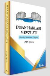 Temsil Yayınları - Temsil Yayınları İnsan Hakları Mevzuatı