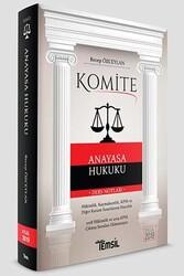 Temsil Yayınları - Temsil Yayınları KOMİTE Anayasa Hukuku Ders Notları