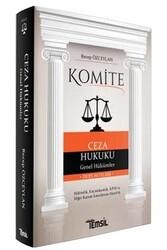 Temsil Yayınları - Temsil Yayınları Komite Ceza Hukuku Genel Hükümler Ders Notları