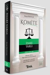 Temsil Yayınları - Temsil Yayınları KOMİTE İdari Yargı Ders Notları