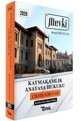 Temsil Yayınları - Temsil Yayınları Mevki Kaymakamlık Anayasa Hukuku Çıkmış Sorular
