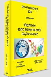 Temsil Yayınları - Temsil Yayınları Türkiye'nin Sosyo-Ekonomik Yapısı Özgün Sorular