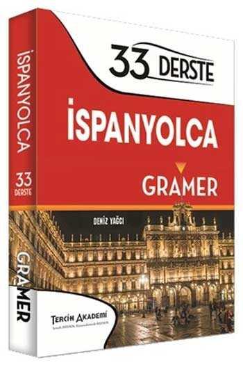 Tercih Akademi Yayınları 33 Derste İspanyolca Gramer