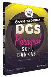 Tercih Akademi - Tercih Akademi Yayınları DGS Paragraf Soru Bankası