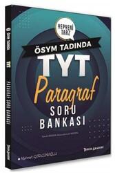 Tercih Akademi - Tercih Akademi Yayınları TYT Paragraf Soru Bankası