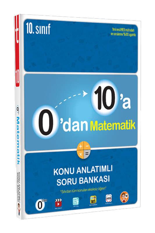 Tonguç Akademi 0 dan 10 a Matematik Konu Anlatımlı Soru Bankası